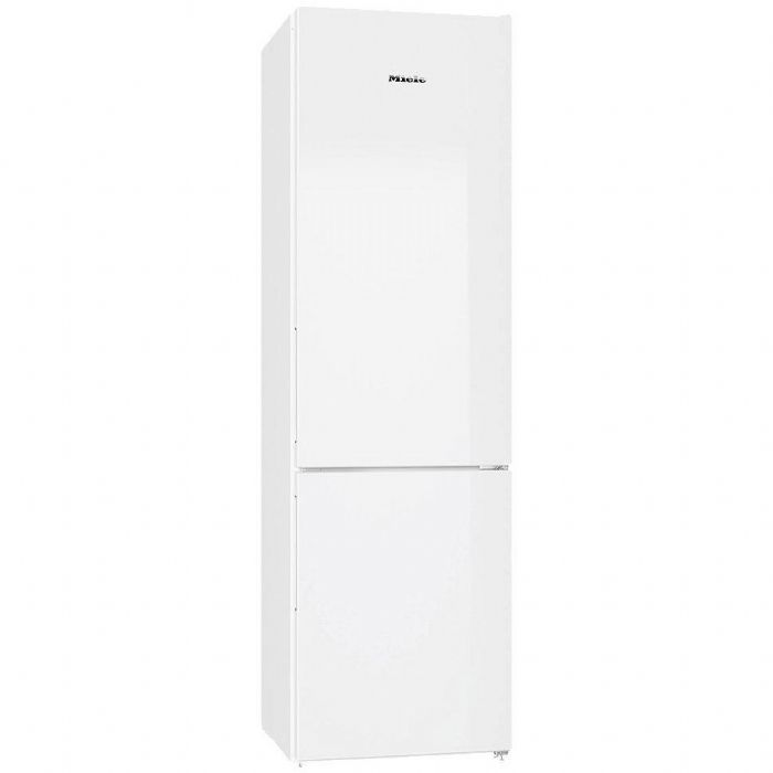MIELE KFN29132 ws Freestanding fridge-freezer with Frost free and Dynamic cooling